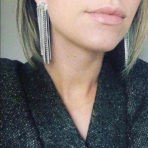 Stella & Dot Bowie earrings